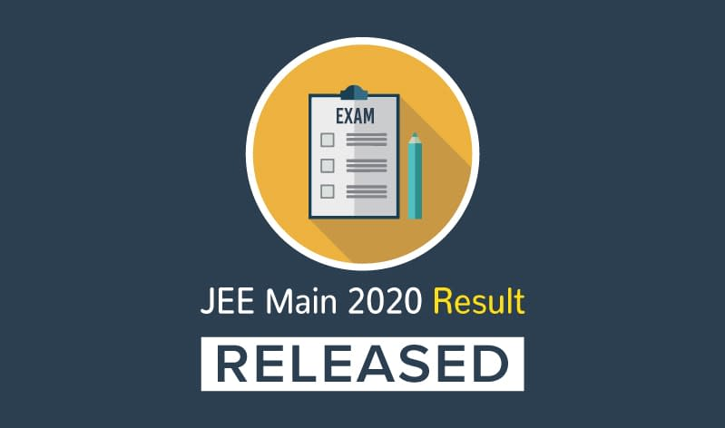 NTA declares JEE Main January 2020 Result for Paper 1