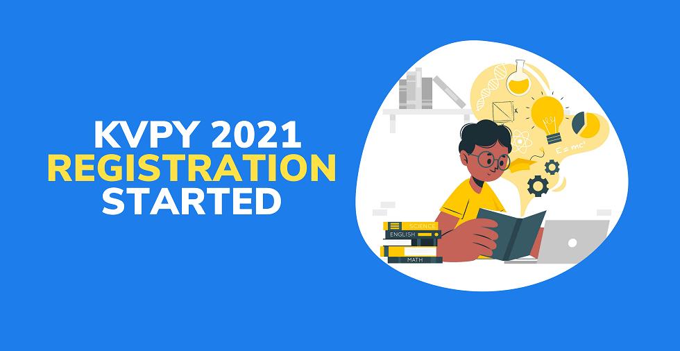 KVPY 2021 Registration Started, Exam to Be Held on November 7