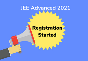 JEE Advanced registration
