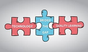 technology bridging gap