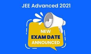 JEE Advanced 2021 exam dates