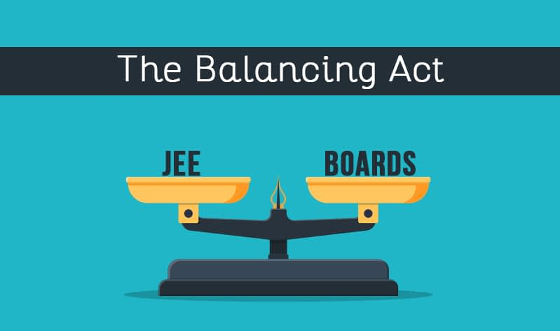 Balancing the Preparation of JEE and Boards Together