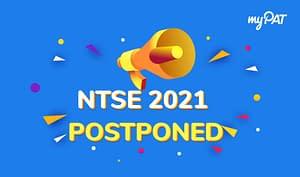 ntse 2021 stage 2 postponed