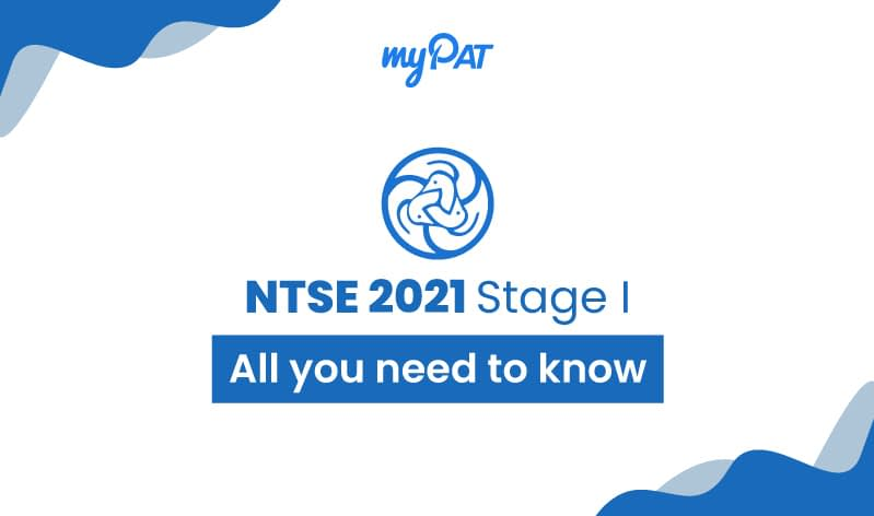 NTSE 2021 Stage 1: All you need to know